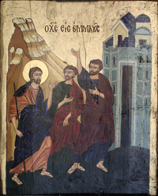 I discepoli di Emmaus dans immagini sacre icona01